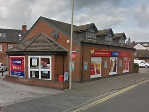 The One Stop store on Elmore Lane in Rugeley. Photo: Google