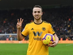 Diogo Jota one of four Wolves players in Portugal squad