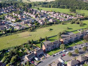 Suzanne Webb MP is opposing plans for housing on land at Wollaston Farm