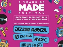 WIN: Tickets to MADE Festival in Birmingham