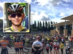 Hundreds of cyclists turn out for Willenhall teenager killed in crash