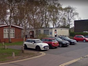 The mobile building off Blackwood Road in Streetly, which is to be demolished. PIC: Google Street View