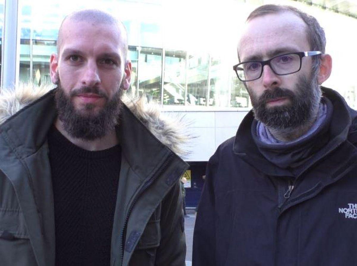 Luke Hatfield and Matt Maher.
