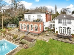 See the hidden Halesowen home up for sale for £1.5 million