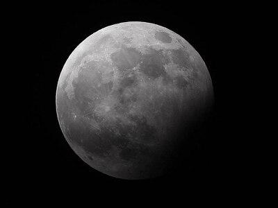 UK stargazers prepare for partial lunar eclipse