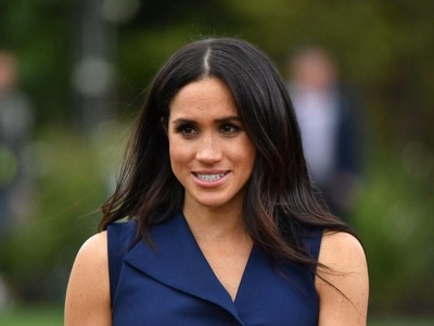 Rapturous welcome for Harry and Meghan in Melbourne