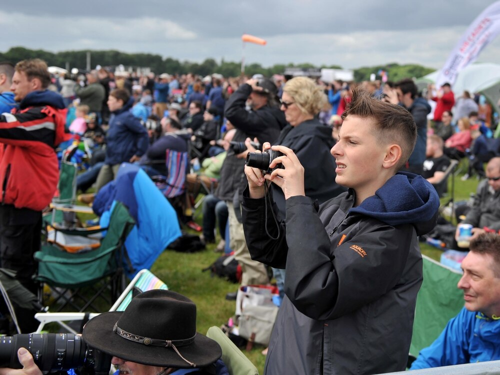 RAF Cosford Air Show 2018: Tickets go on sale for 'spectacular and interactive' show