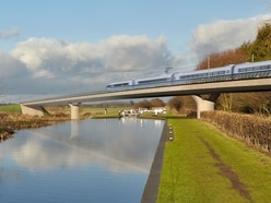 Huge HS2 rail complex at Stone will be made permanent once line is built
