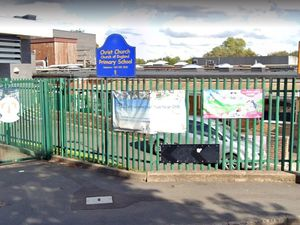 Christ Church Primary School in Albert Street, Oldbury. Photo: Google Maps