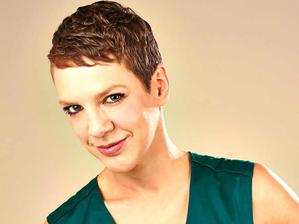 Comedian Francesca Martinez will bring 'funny stuff' to Wolverhampton show tonight