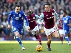 Aston Villa sweat on fitness of Jack Grealish