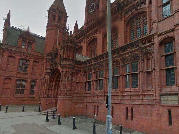 Birmingham Magistrates Court. Photo: Google