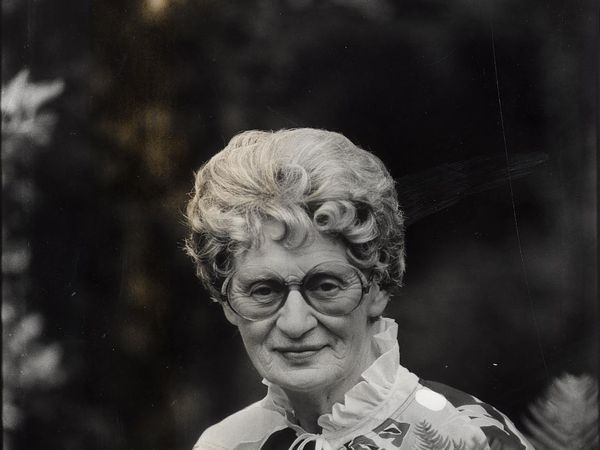 Edith Cotterill- the late Tipton district nurse and author