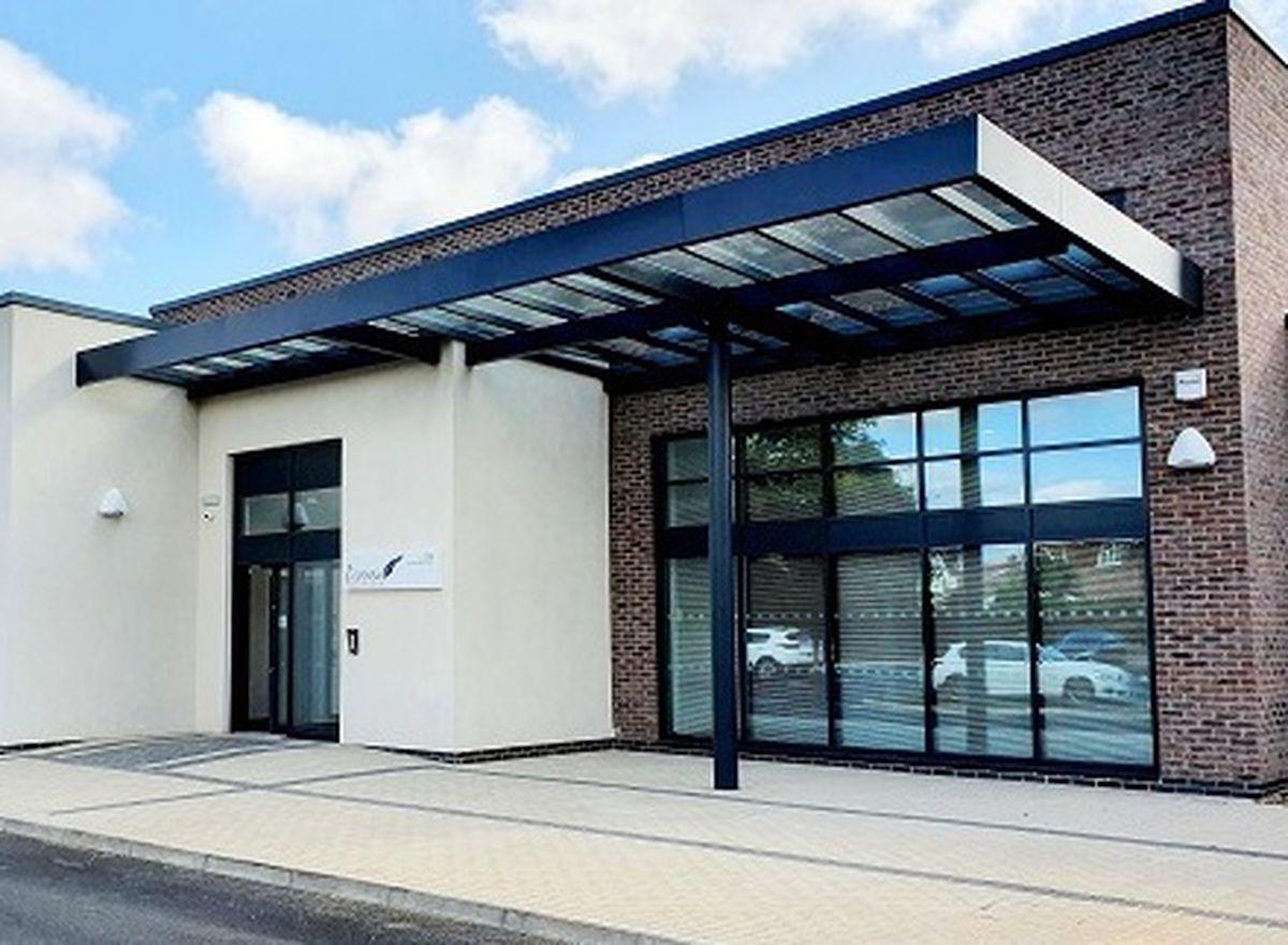Greenwood Health Centrein Burntwood.