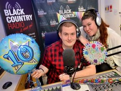 Birthday celebrations for Black Country Radio after 10 years of broadcasting