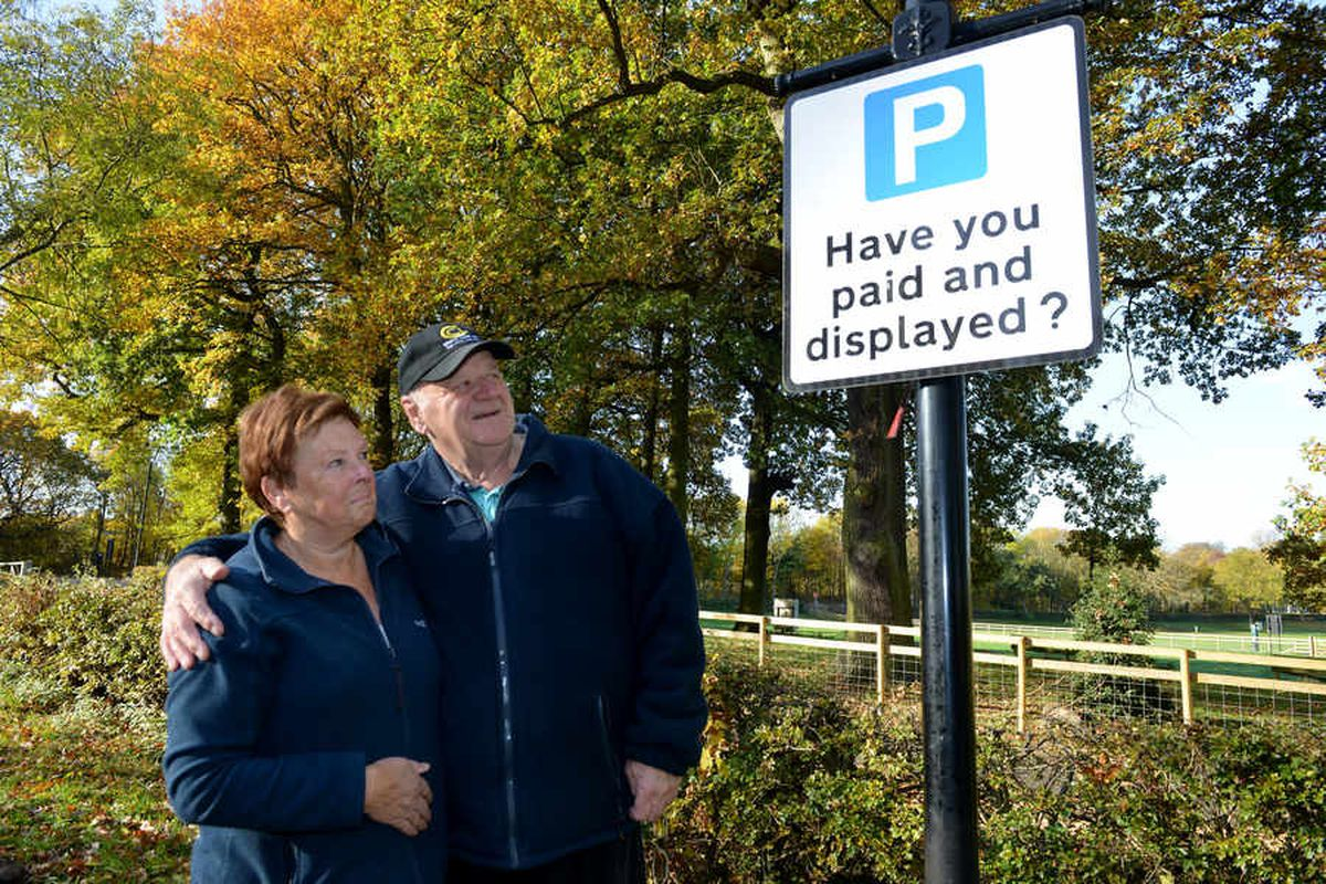 Disappointment over new parking charges at Sandwell Valley Country Park