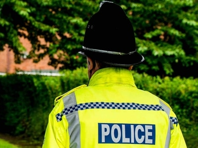 Man hit by car as burglars flee scene of farm raid near Wolverhampton