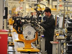 Jaguar Land Rover boost with new engine being made in Wolverhampton