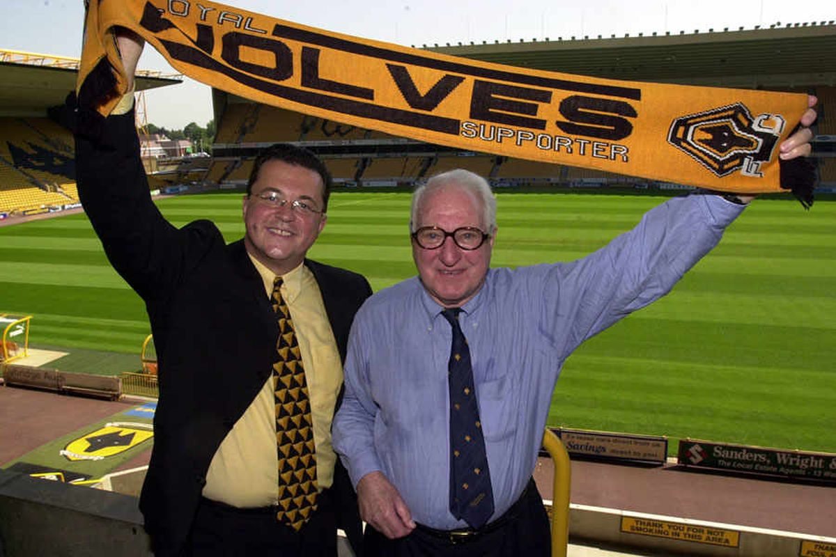 Molineux in mourning: Wolves legend Sir Jack Hayward dies at 91