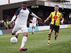 Anthony Dwyer leaves AFC Telford for Hednesford Town