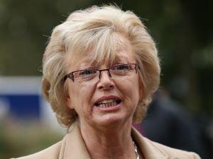 Julie Hambleton is running the West Midland Crime Commissioner position