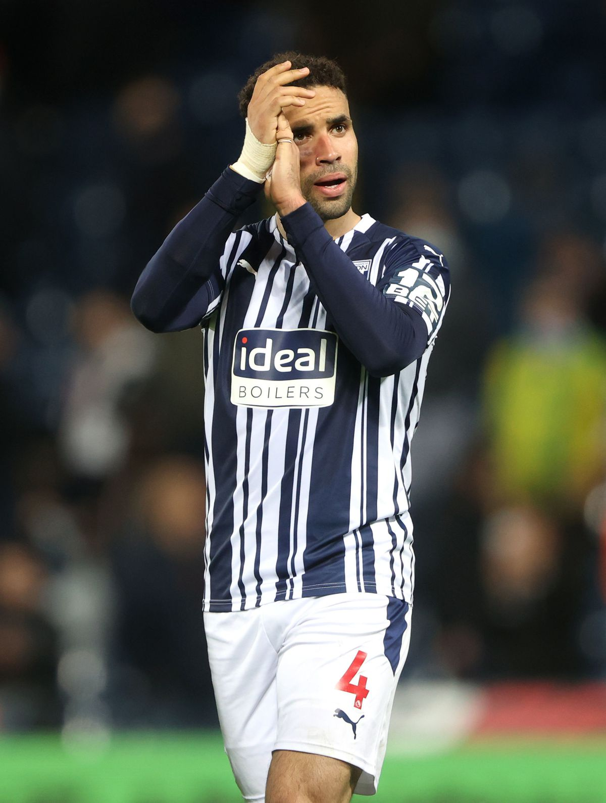 Hal Robson-Kanu will leave West Brom