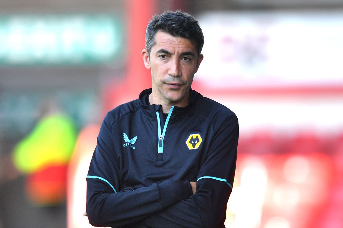 Bruno Lage. (Wolves/Getty)