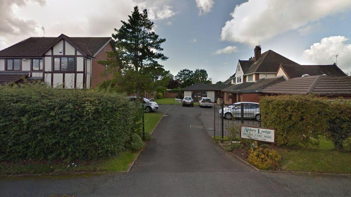 Abbey Lodge Care Home in Cranmere Avenue, Tettenhall. Photo: Google