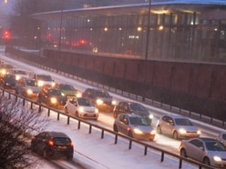 Snow-end in sight! Schools shut, travel disruption and blizzards on the way tonight