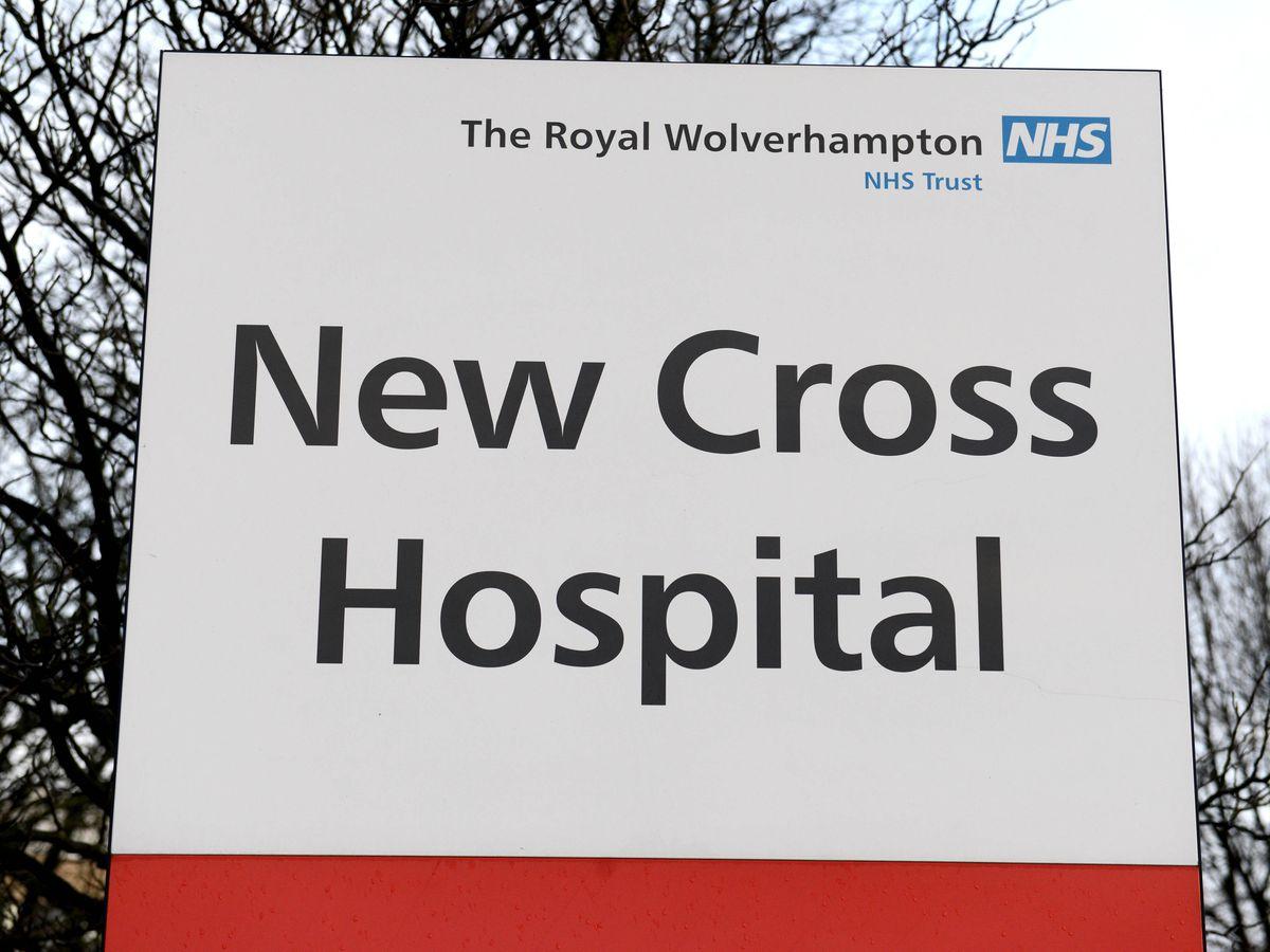 Wolverhampton's New Cross Hospital