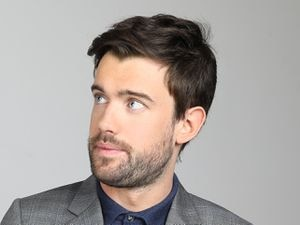 Jack Whitehall was performing at Birmingham Arena