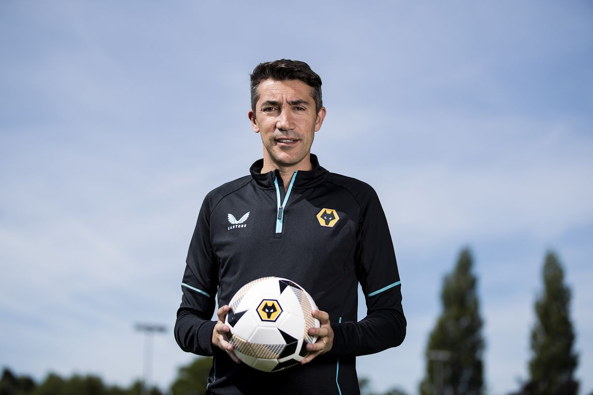 Bruno Lage becomes Wolverhampton Wanderers' head coach (Credit: Wolves)