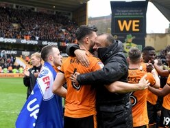Steve Bull: Good to see Wolves celebrate in style