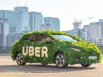 Uber to raise fares to pay for electric cars