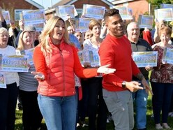 These winners bag £1,000 each in Postcode Lottery win