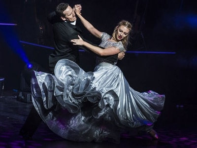 Brendan Cole: All Night Long, Wolverhampton Grand Theatre - review with pictures