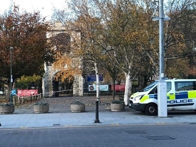 Three arrested after teenager found stabbed