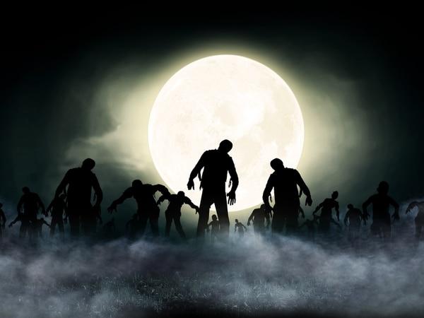 Doreen Tipton: Beware the Walking Dead. . .