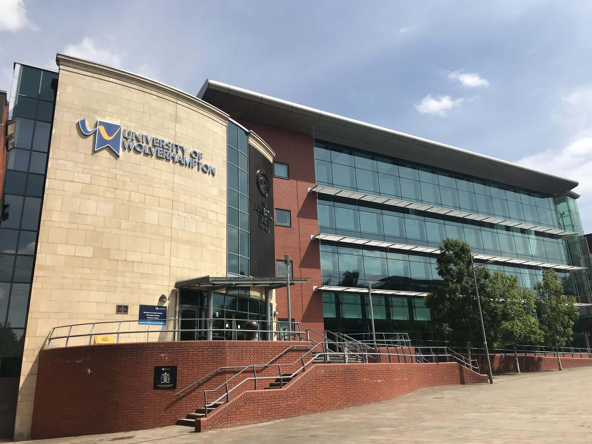 Operating costs have increased at The University of Wolverhampton due to the pandemic