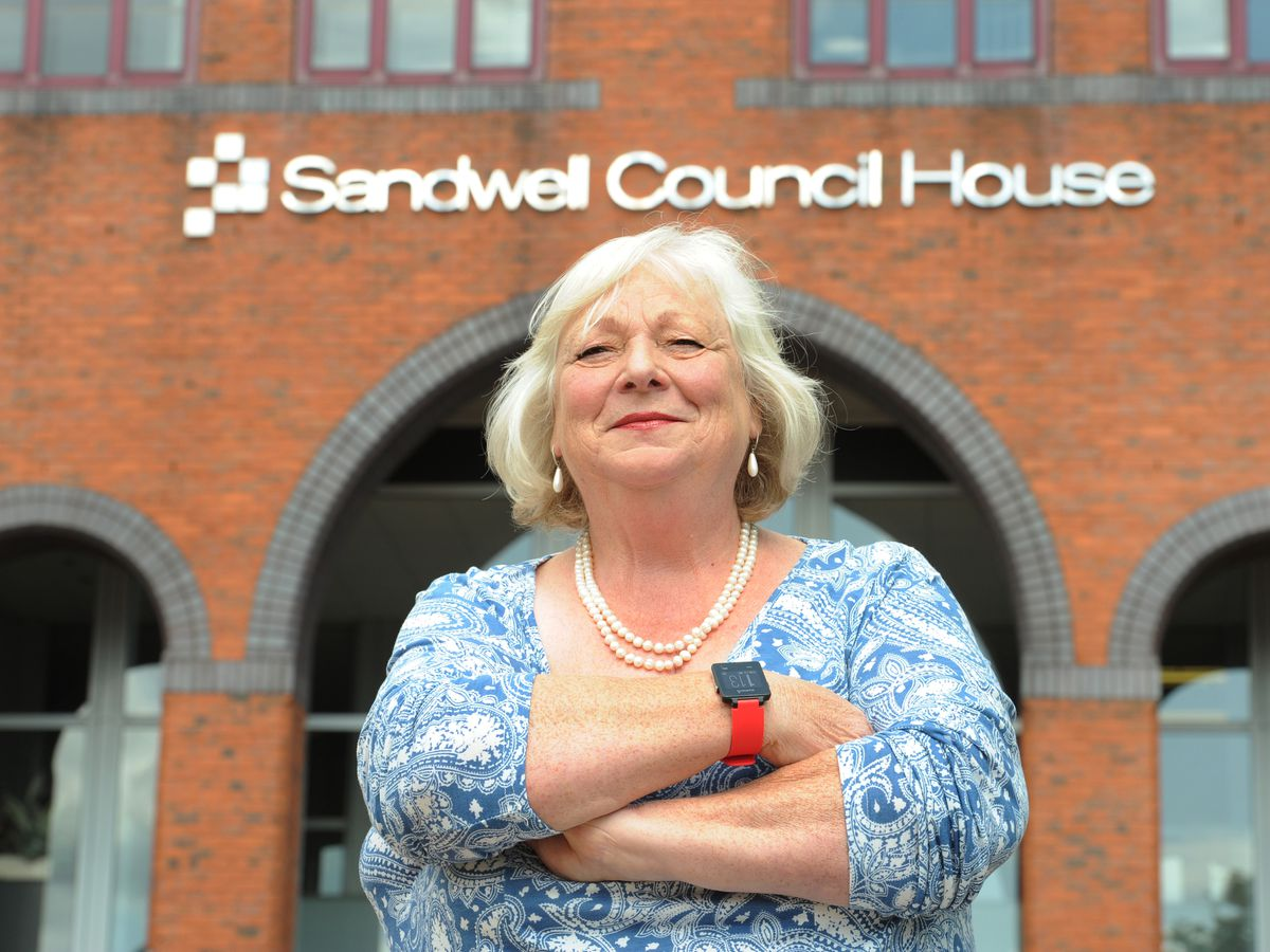 Sandwell Council leader Yvonne Davies has been suspended by the Labour Party