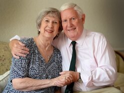 Walsall couple to celebrate diamond wedding anniversary