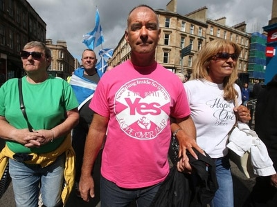 Tommy Sheridan awarded interest on top of £200,000 News of the World damages