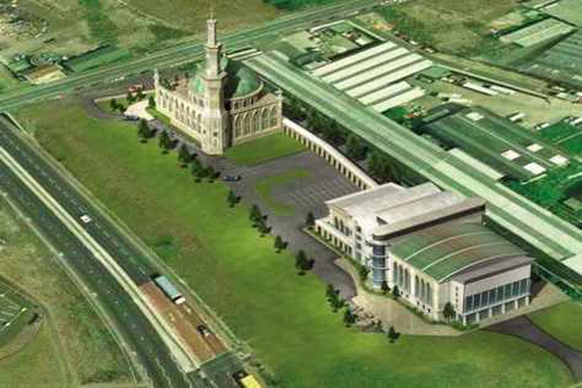 Dudley mosque plan is scrapped