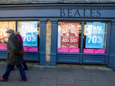 Last remaining Beales stores set to close after no buyer found