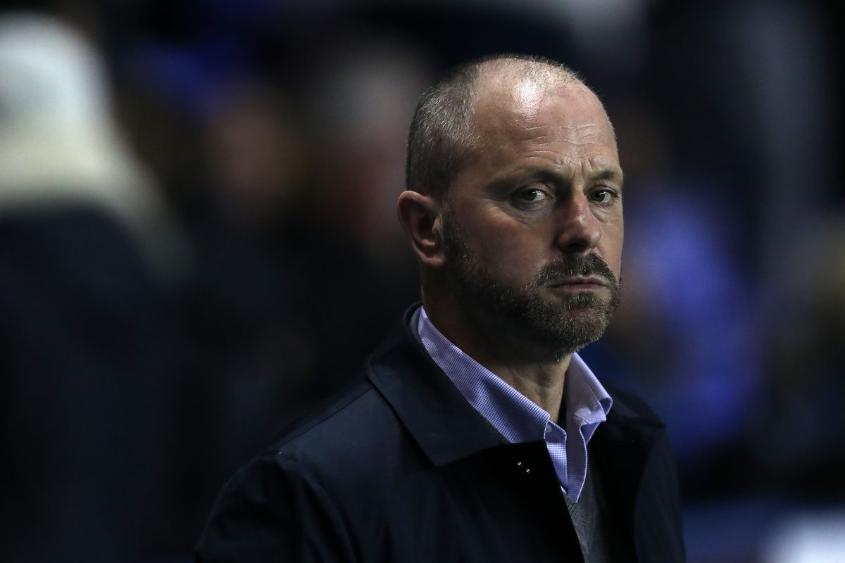 Mark Bowen the head coach / manager of Reading. (AMA)