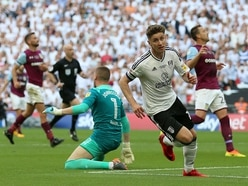 Championship play-off final: Aston Villa 0 Fulham 1 - Report and pictures