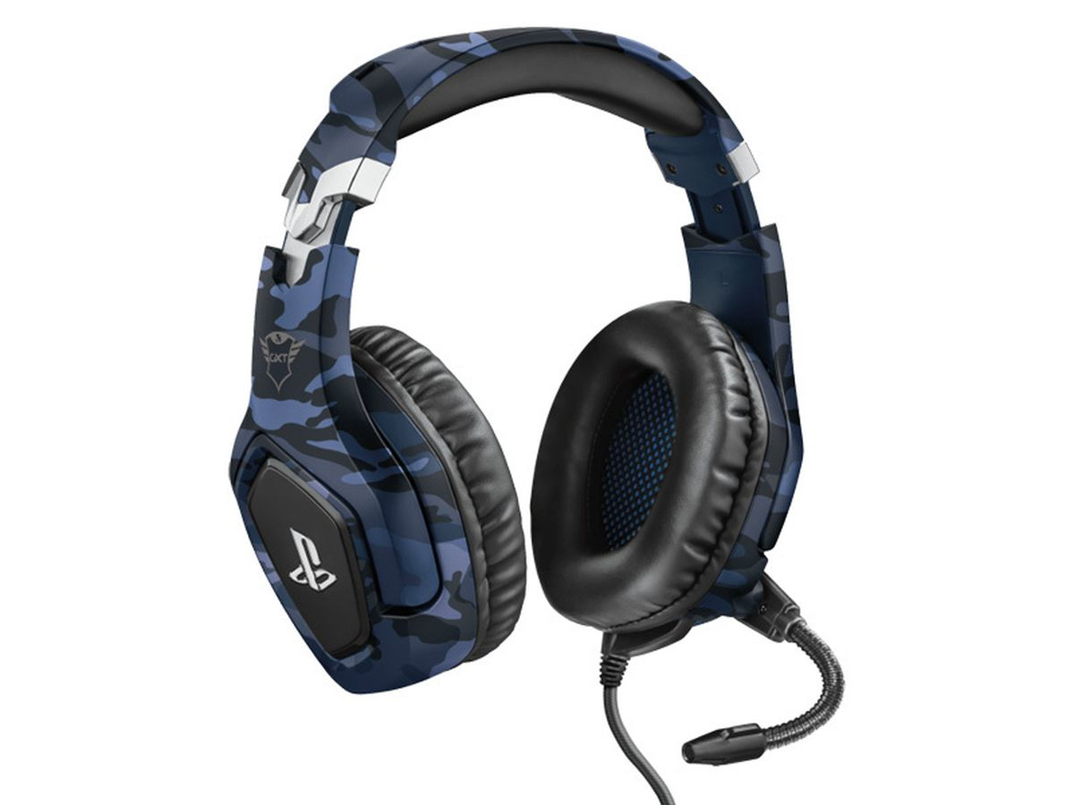 Trust Gaming GXT 488 Forze Headset for PlayStation®4