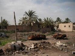 US-backed Syria force says Islamic State holding 1,000 civilians