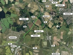 New M54-M6 link road would cost £200m in three-year project
