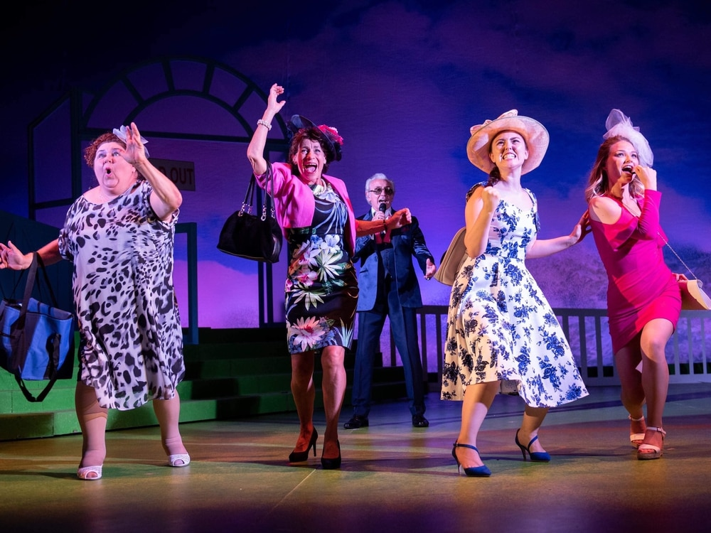 Ladies' Day, Wolverhampton Grand Theatre - review